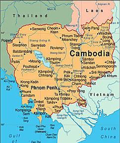 Kambodscha Karte.Thai Horse Farm Kambodscha Rundreise Mit Deutscher Begleitung